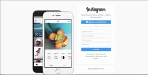 come eliminare account da instagram app