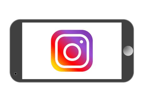 come uscire da un account instagram