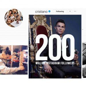 Quanti Follower ha Cristiano Ronaldo