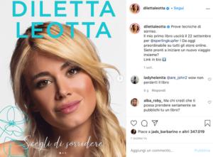 instagram diletta leotta