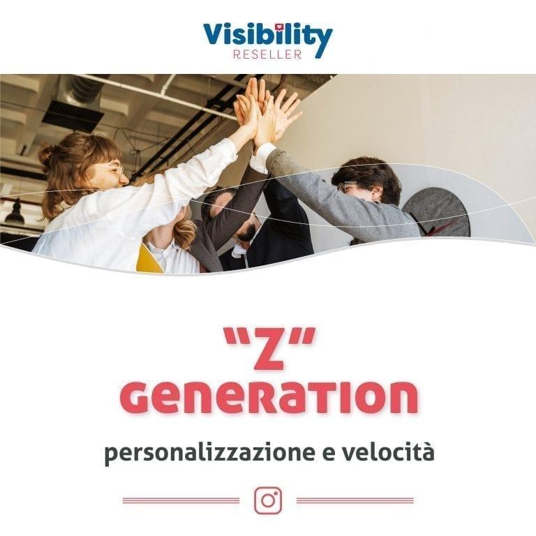 Personalizzazione e velocità_ cosa vuole dai social la Z Generation