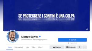 salvini facebook