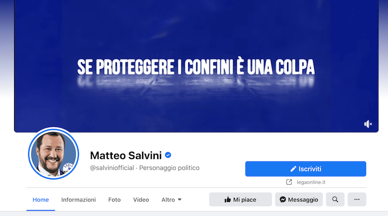 Salvini Facebook, tra politica, social e... La Bestia!