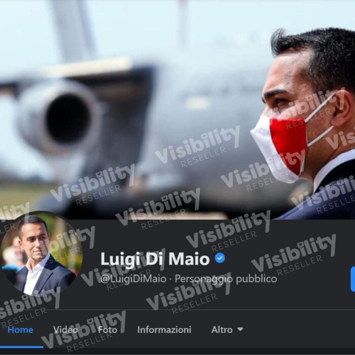 Di Maio Facebook. Su e giù tra 2 milioni di follower