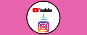 como subir un video de youtube a instagram 2
