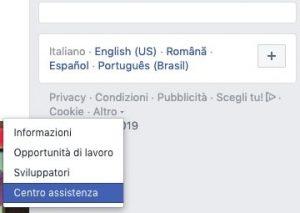 come contattare instagram italia 3