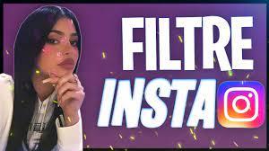 comment avoir les filtres sur Instagram