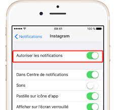 Comment activer les notifications sur Instagram