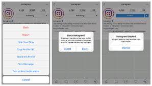 Comment savoir si quelqu un nous a bloqué sur Instagram