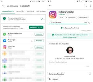 come cambiare lingua instagram