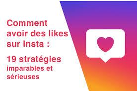 comment avoir plus d abonnés et de like sur Instagram