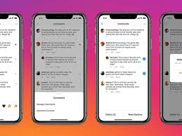 comment changer la langue sur Instagram iPhone