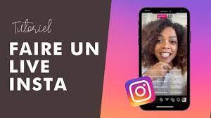 comment faire un direct sur Instagram sur ordinateur 1
