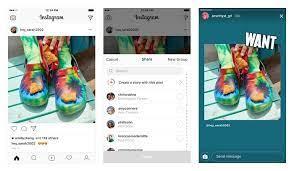comment partager une photo sur Instagram