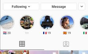 comment voir le nombre de vues sur Instagram