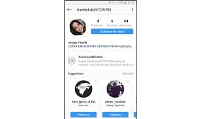 comment voir si une personne nous a bloque sur Instagram