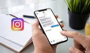 como recuperar mensajes borrados de Instagram iPhone 3