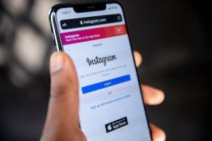 Instagram Account Link löschen