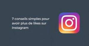 comment avoir beaucoup de likes sur Instagram