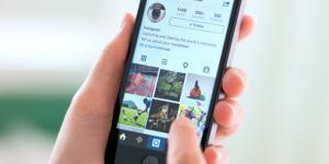 como borrar los mensajes de Instagram 3