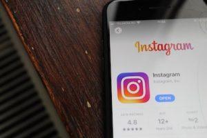 Konto löschen Instagram App