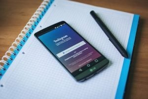 Verlauf bei Instagram löschen