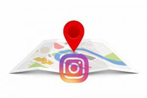 come si crea un luogo su instagram