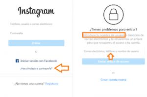 Como cambiar el correo de Instagram 2
