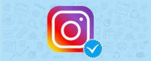 comment avoir la certification sur Instagram 3