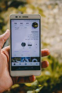 fonts für instagram